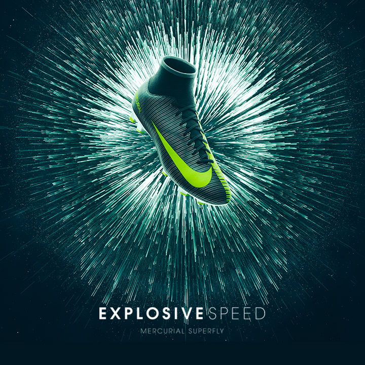 NIKE MERCURIAL CR7 CHAPTER 3
