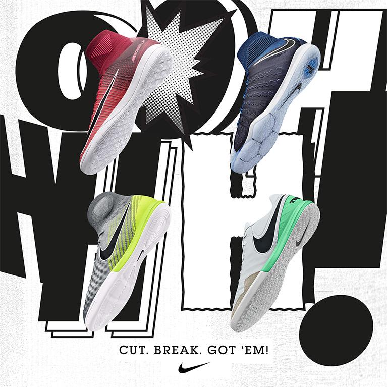 Nike futsal indoor boots