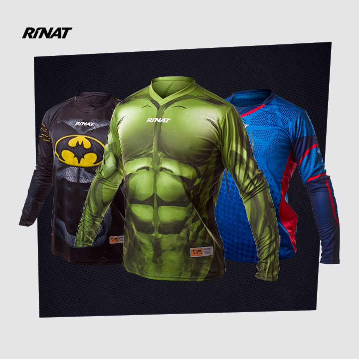 RINAT SUPERHERO COLLECTION