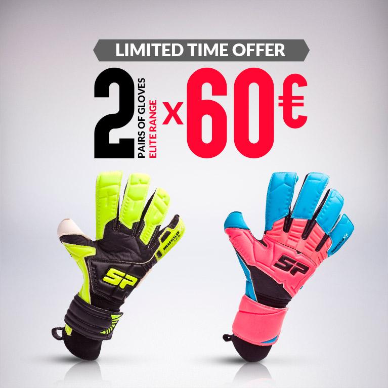 SP Mussa gloves pack