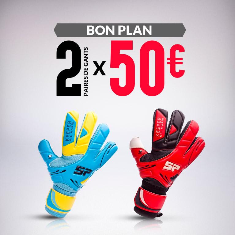 Pack de gants SP