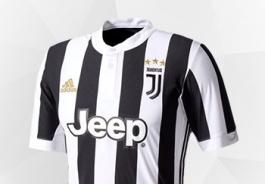 Maillot adidas de la Juventus de Turin