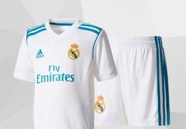 CONJUNTOS DO REAL MADRID