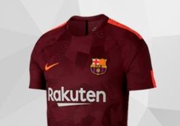 BARCELONA FC THIRD KIT