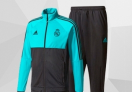REAL MADRID TRACKSUITS
