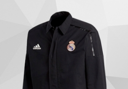 REAL MADRID JACKETS