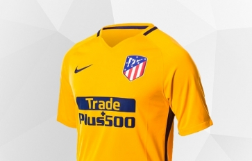 ATLÉTICO DE MADRID AWAY KIT