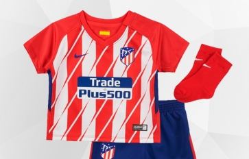 ATLÉTICO DE MADRID PRODUCTS FOR KIDS AND INFANTS