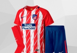 ATLÉTICO DE MADRID KITS