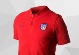 ATLÉTICO DE MADRID POLO SHIRTS