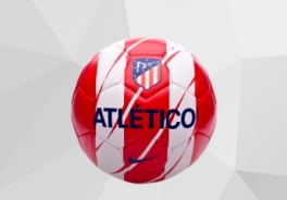 ATLÉTICO DE MADRID BALLS AND ACCESORIES
