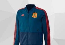 SPANISH FEDERATION JACKETS