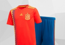 SPANISH FEDERATION KITS