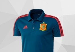SPANISH FEDERATION POLO SHIRTS