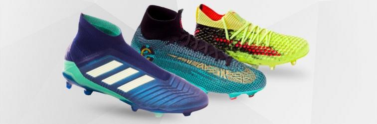 Las últimas novedades en botas de fútbol