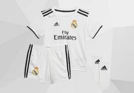CONJUNTOS DEL REAL MADRID