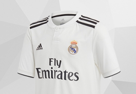 Playera adidas del Real Madrid