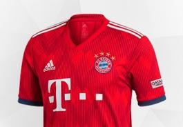 maillot adidas du Bayern Munich