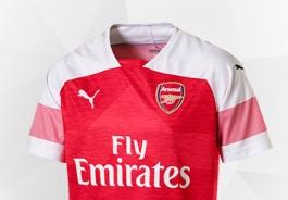Maillot Puma de Arsenal
