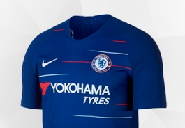 Maillot Nike de Chelsea