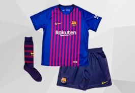 TENUES DU FC BARCELONE