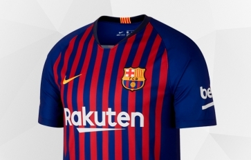 BARCELONA FC PRODUCTS FOR MAN