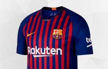 Terza Maglia FC Barcelona ufficiale