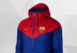 Giacche del FC Barcellona