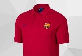BARCELONA FC POLO SHIRTS