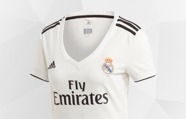 REAL MADRID PRODUCTS FOR  WOMAN