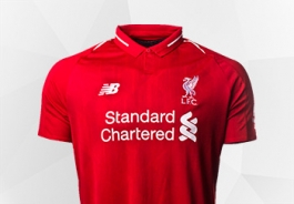 LIVERPOOL JERSEYS