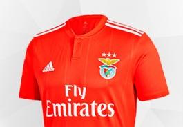 Maillot adidas du SL Benfica