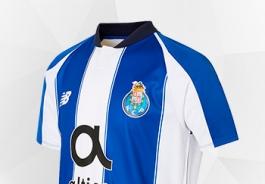 Playera New Balance del FC Porto