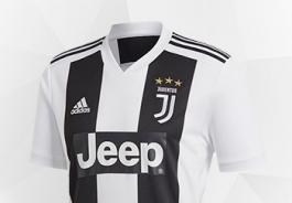 Playera adidas de la Juventus