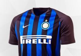 Playera Nike del Inter de Milan