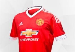 Playera adidas del Manchester United