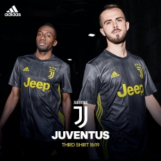 JUVENTUS THIRD SHIRT