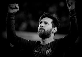 Los zapatos de fútbol de Leo Messi
