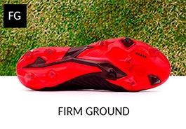 Zapatos de fútbol para césped natural seco