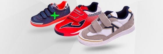Sapatilhas de futsal para criança