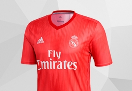 REAL MADRID THIRD KIT