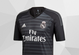 REAL MADRID GOALKEEPER KIT