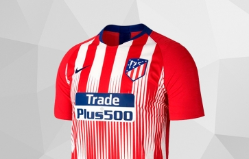 Divisa HOME ATLETICO MADRID