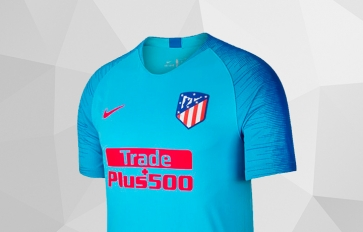 Divisa AWAY ATLETICO MADRID
