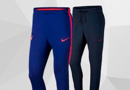 Pantaloni dell'Atletico Madrid