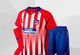 COMPLETI DELL'ATLETICO MADRID