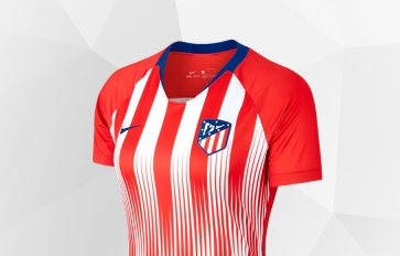 ATLÉTICO DE MADRID PRODUCTS FOR WOMAN