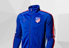 ATLÉTICO DE MADRID JACKETS