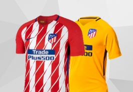 ATLÉTICO DE MADRID SALES