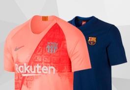 PRODUITS DU FC BARCELONE EN PROMOTION